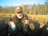 Larry with Greenwing Teal & Black Duck
