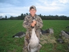 Caleb's First Goose