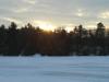 Shelburne Pond Sunrise