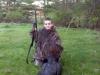 Zack's First Bird - 2009