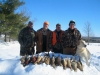 Pheasant Hunt in a Snowstorm