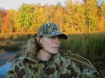 Katie Carleton, Treasurer
